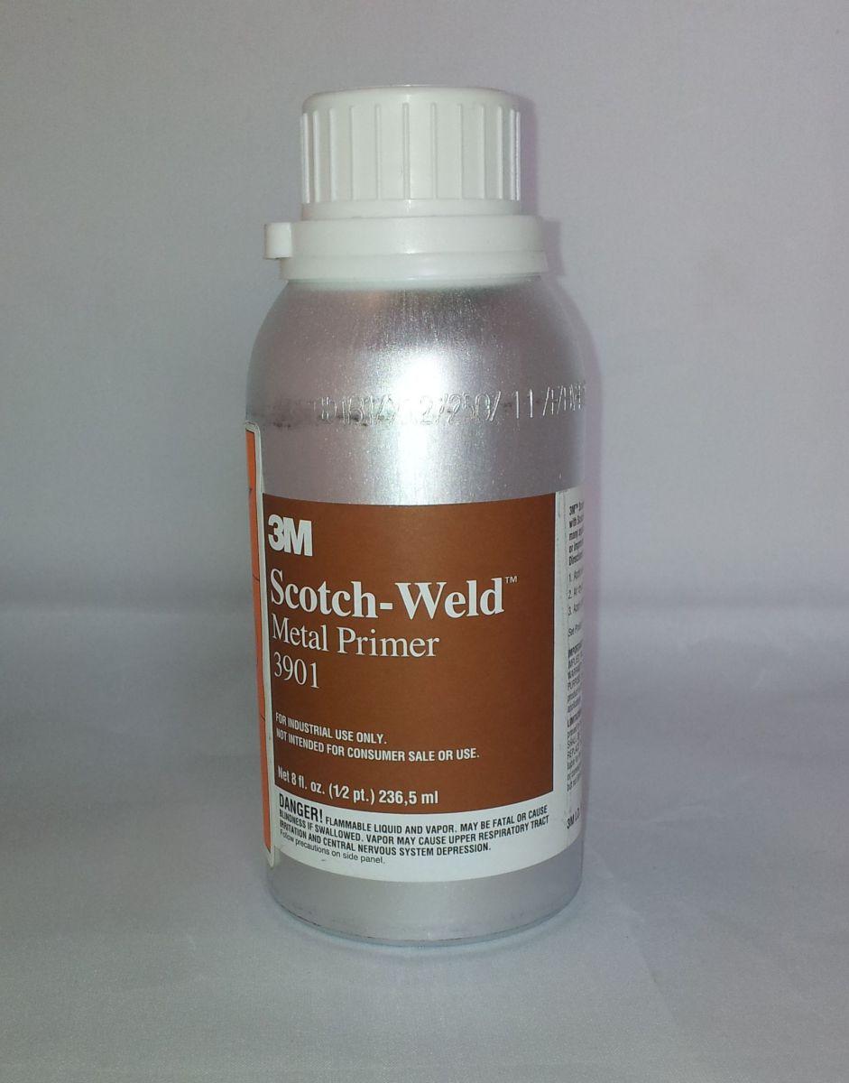 3m scotchweld primer 3901 voor metaal 236 ml