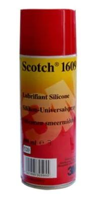 3m siliconenspray 1609 in spuitbus 400 ml