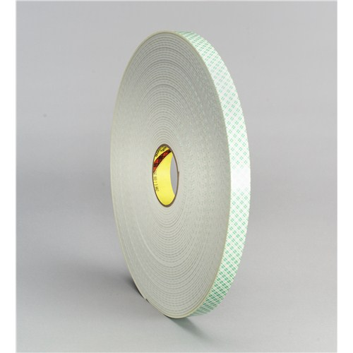 3m scotchmount 4032 dikte 08 mm breed 15 mm x 66 m wit