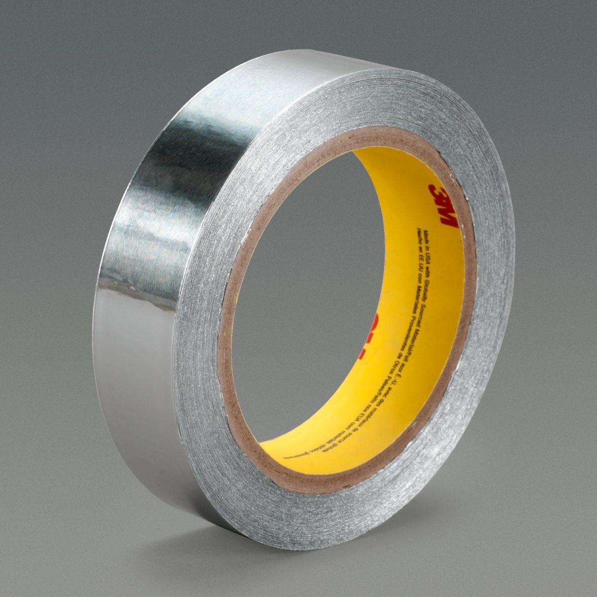 scotch aluminium folie tape 431 dik 008 mm 12 mm x 50 m