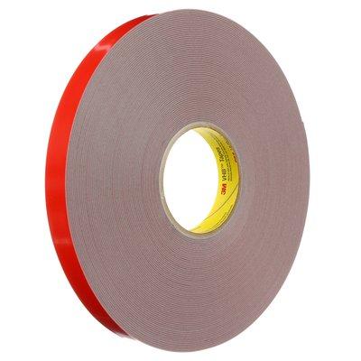 3m vhb 4941 folie liner dikte 11 mm breed 19 mm x 33 m grijs