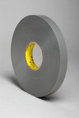 3m vhb 4943f dikte 11 mm breed 12 mm x 33 m grijs