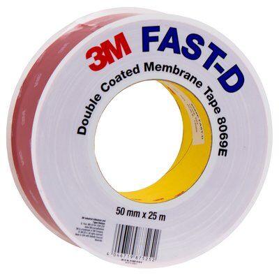3m flexible air sealing tape 8069e fast d 50 mm x 25 m
