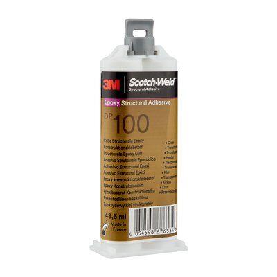3m dp100 epx patroon 11 485 ml helder
