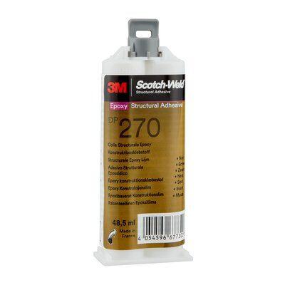 3m dp270 epx patroon 11 485 ml zwart