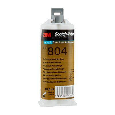 3m dp804 epx patroon 11 485 ml helder