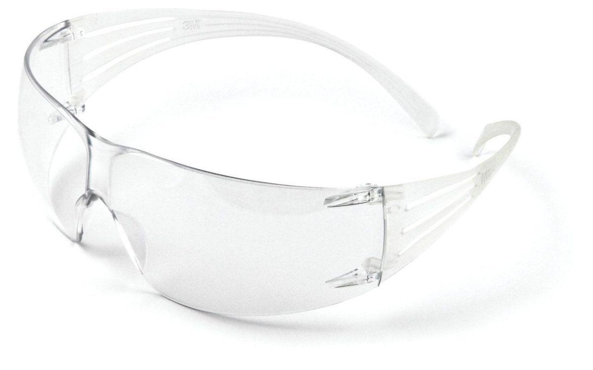 3m secure fit veiligheidsbril polycarbonaat antidamp