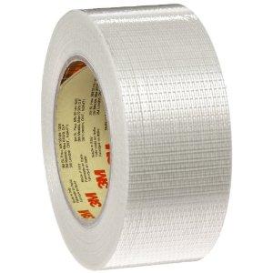 3m scotch 8959 vezelversterkte tape 50 mm x 50 m helder