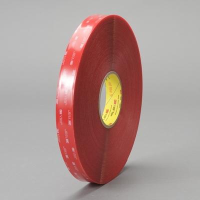 3m vhb 4905f dikte 05 mm breed 12 mm x 66 m helder