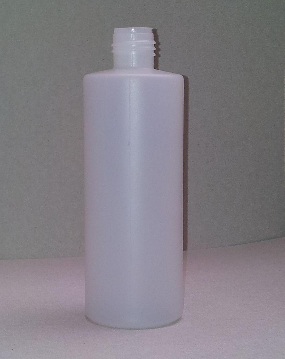 Fles HDPE 200ml, transparant zonder dop | Welkom bij Van ...