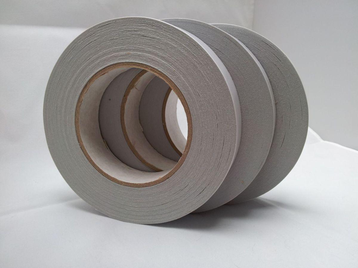 dubbelzijdig pvc acrylic adhesive tape 25 mm x 50 m