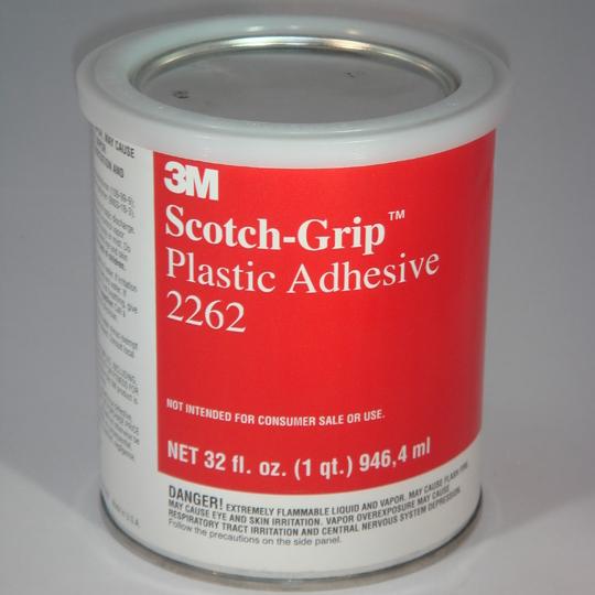 3m scotchweld 2262 contactlijm tbv kunststoffen 950 ml