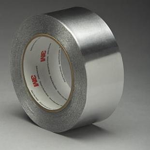 3m aluminium tape 425 zilver 102 mm x 55 m