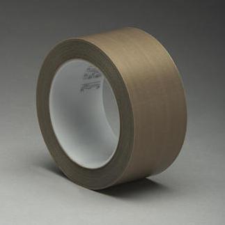 3m glasvezelversterkte tape 5451 bruin 50 mm x 33 m